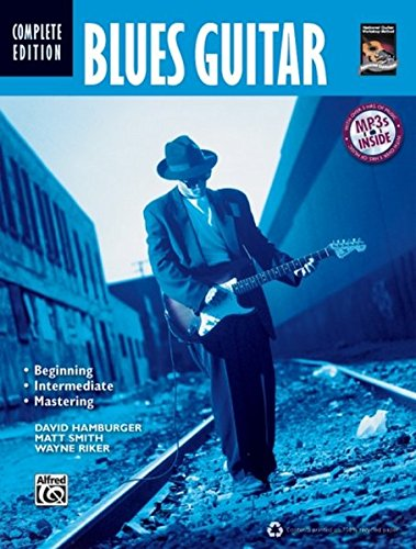 9780739066362: Blues Guitar Method Complete (Book & MP3 CD) (Complete Method)