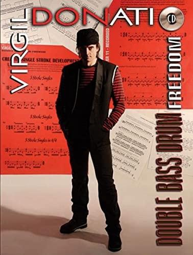 9780739066522: Virgil Donati -- Double Bass Drum Freedom: Book & CD
