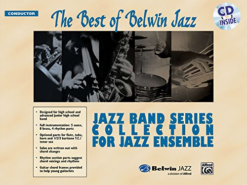 9780739066621: Jazz Band Collection for Jazz Ensemble: Conductor Book & CD, Book & CD