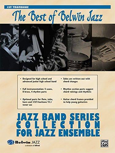 9780739066720: Jazz Band Collection for Jazz Ensemble: 1st Trombone