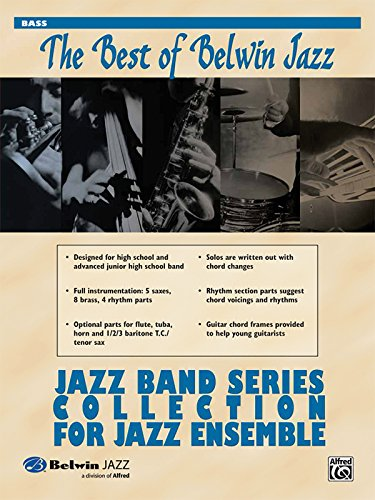 Jazz Band Collection for Jazz Ensemble: Bass: Alfred Music