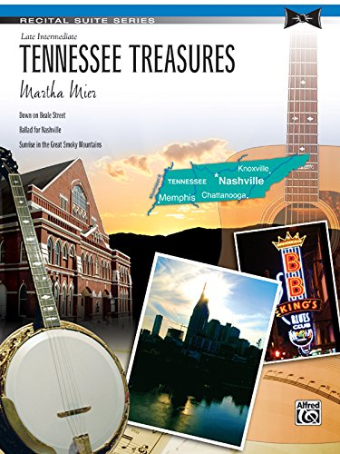 9780739066966: Tennessee Treasures (Recital Suite)