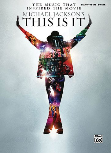 9780739067031: Michael Jackson This Is It: The Music That Inspired the Movie (Piano/vocal/chords) P/V/G