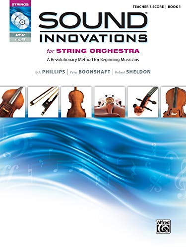 9780739067871: Sound Innovations for String Orchestra: A Revolutionary Method for Beginning Musicians Conductor's Score: 1