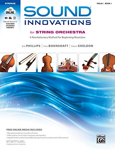 9780739067888: Sound Innovations for String Orchestra for Violin, Book 1: A Revolutionary Method for Beginning Musicians