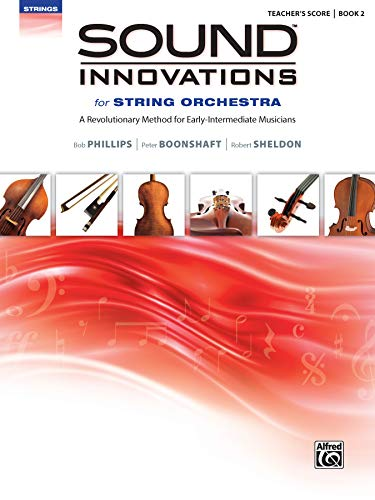 9780739067949: Sound Innovations for String Orchestra: A Revolutionary Method for Early-intermediate Musicians (Conductor's Score), Score