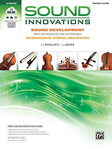 9780739068014: Sound Innovations: Sound Development Intermediate String Orchestra, Teachers Score