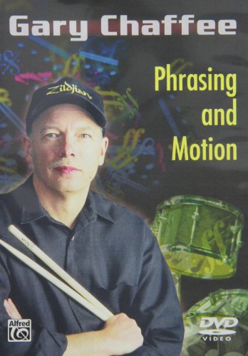 9780739068182: Gary Chaffee: Phrasing and Motion [Alemania] [DVD]