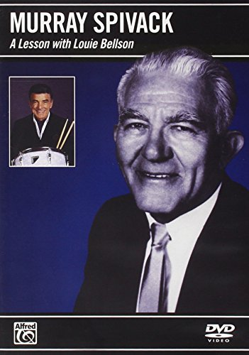9780739068366: Murray Spivack: A Lesson With Louie Bellson