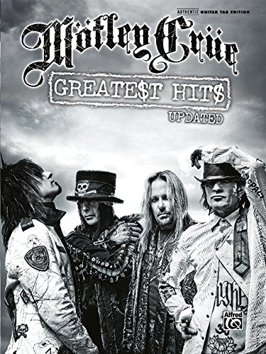 9780739068724: Motley Crue Greatest Hits: Authentic Guitar TAB (Guitar Tab Editions)