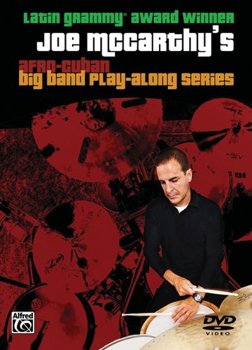 9780739068731: Joe Mccarthy's Afro-cuban Big Band Play-along DVD
