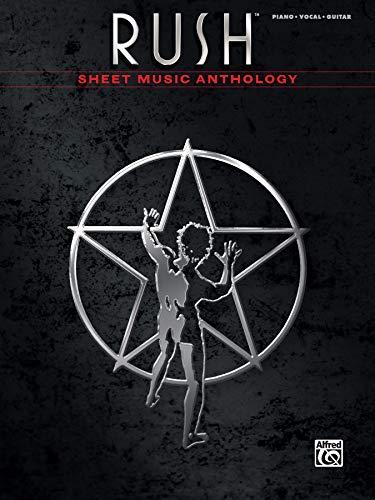 9780739068908: Rush -- Sheet Music Anthology: Piano/Vocal/Guitar