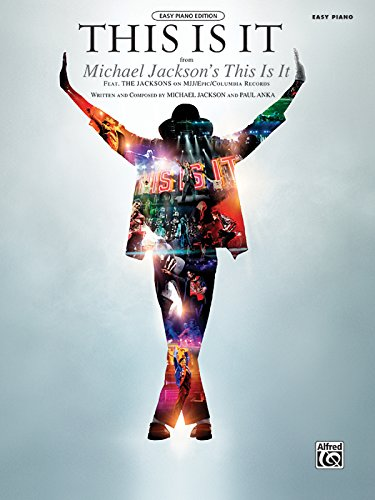 9780739068939: This Is It: From Michael Jackson's This Is It (Easy Piano) (Sheet)