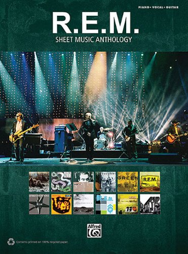 9780739069035: R.E.M. - Sheet Music Anthology Piano/Vocal/Guitar
