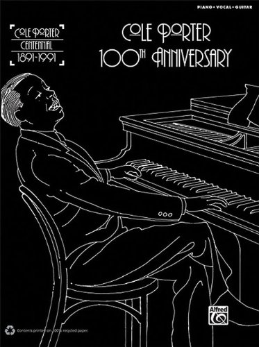 9780739069646: Cole Porter 100th Anniversary: Piano/Vocal/Chords
