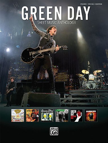 9780739070123: Green Day Sheet Music Anthology: Piano/Vocal/guitar