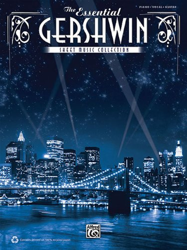 9780739070222: The Essential Gershwin Sheet Music Collection: Piano/Vocal/Guitar