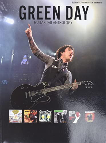 9780739070239: Green Day Guitar Tab Anthology Authentic Guitar Tab Edition Book