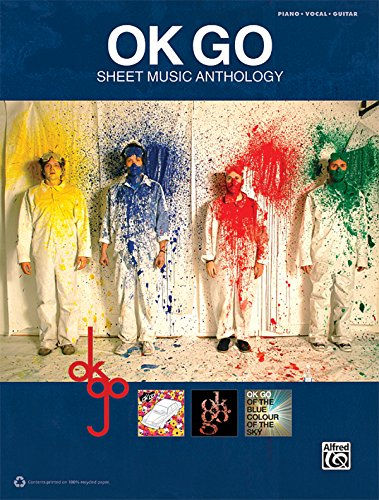 9780739070277: Ok Go -- Sheet Music Anthology: Piano/Vocal/Guitar