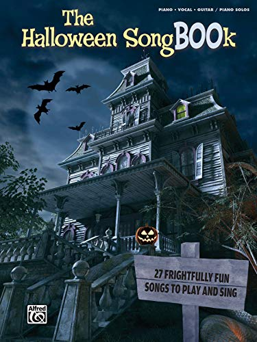 9780739070550: The Halloween SongBOOk: Piano/Vocal/Guitar & Piano Solos