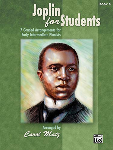 9780739071045: Joplin for Students, Bk 2: 7 Graded Arrangements for Early Intermediate Pianists