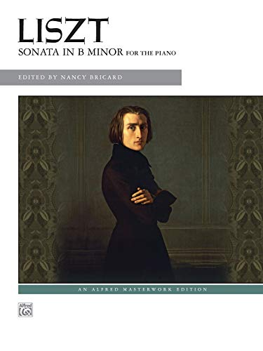 9780739073230: Liszt, Sonata in B Minor