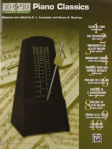 Piano Classics: Renfrow, Kenon D.