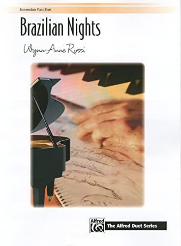 9780739073384: Brazilian Nights: Sheet (Signature Series)