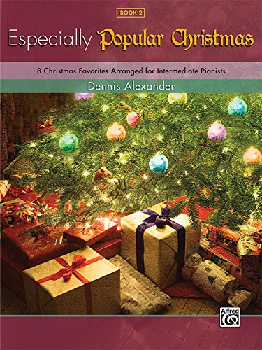 9780739073582: Especially for Christmas, Pop, Bk 2: 8 Christmas Favorites Arranged for Intermediate Pianists