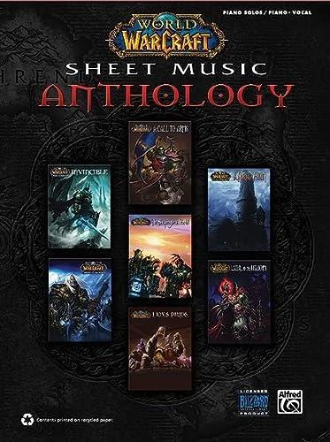 9780739073612: World of Warcraft Sheet Music Anthology: Piano Solos & Piano/Vocal