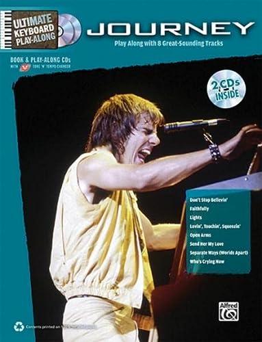 9780739073629: Ultimate Keyboard Play-Along Journey: Book & 2 Enhanced CDs (Ultimate Play-Along)