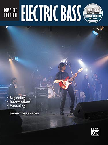 9780739073995: Complete Electric Bass Method Complete Edition: Book & CD (Complete Method)