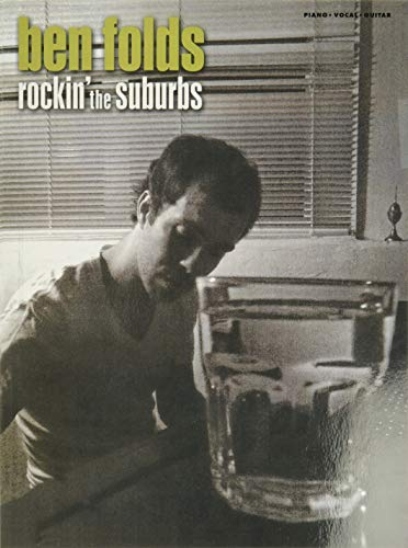 9780739074190: Ben Folds Rockin' The Suburbspiano/Vocal/Guitar