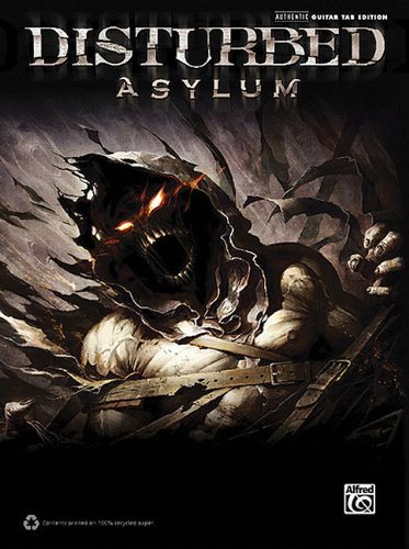 9780739074725: Disturbed - Asylum Guitar Tab Edition (Authentic Guitar-Tab Editions)