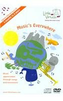 9780739074763: Music's Everywhere: Music Appreciation Through Songs and Movement (Little Virtuoso)