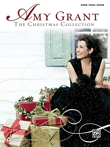 9780739074909: Amy Grant -- The Christmas Collection: Piano/Vocal/Guitar