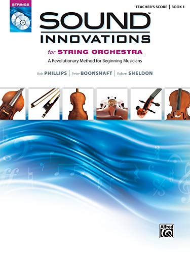 9780739075203: Sound Innovations for String Orchestra: A Revolutionary Method for Beginning Musicians Conductor's Score: 1