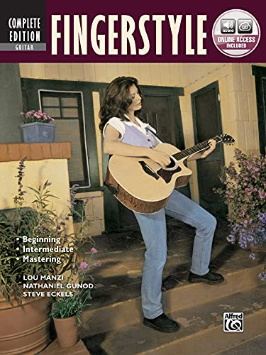 9780739075258: Complete Fingerstyle Guitar Method Complete Edition: Book & CD (Complete Method)