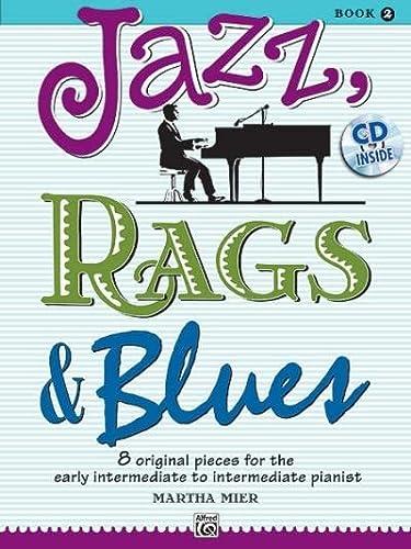 9780739075296: Jazz, Rags & Blues: 2