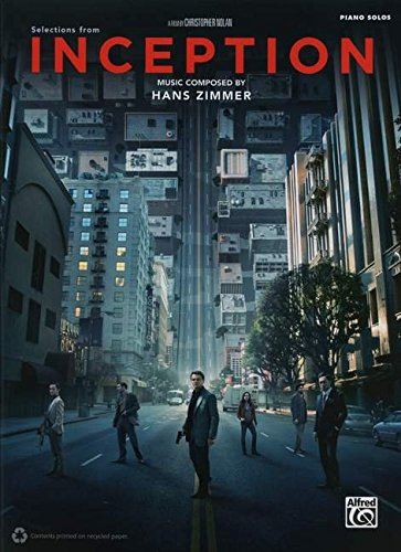 9780739075753: Inception -- Movie Selections: Piano Solos