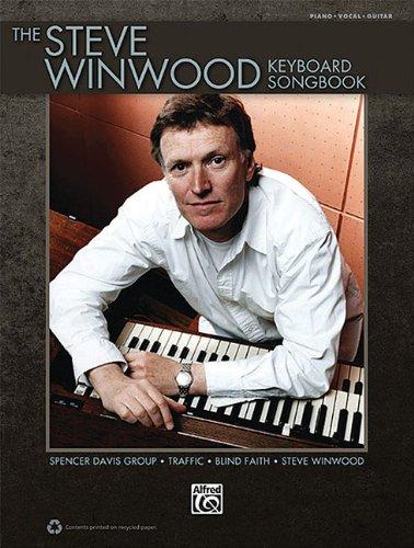 9780739075968: Steve Winwood Keyboard Songbook: Piano/Vocal/guitar