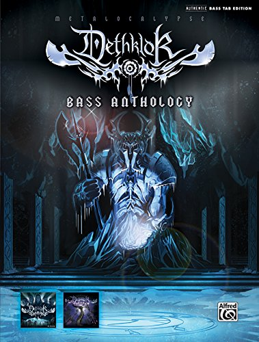 9780739076095: Dethklok -- Bass Anthology: Authentic Bass TAB (Authentic Bass Tab Editions)