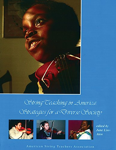 9780739076392: String Teaching in America -- Strategies for a Diverse Society