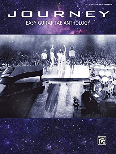 9780739076620: Journey -- Easy Guitar Anthology: Easy Guitar TAB