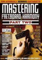 Guitar World: Mastering Fretboard Harmony, Part Two Format: DvdRom