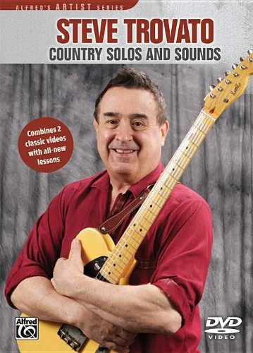 9780739076989: Steve Trovato: Country Solos and Sounds