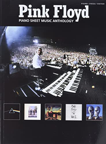 9780739077085: Pink Floyd Piano Sheet Music Anthology: Piano/Vocal/guitar