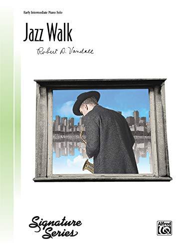 9780739077238: Jazz Walk (Sheet) (Signature)