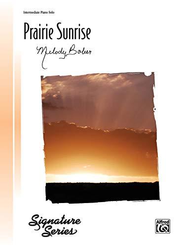 9780739077269: Prairie Sunrise: Sheet (Signature Series)