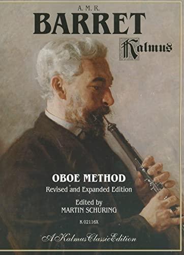 9780739077443: Oboe Method (Kalmus Edition)